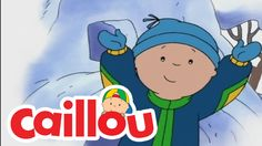 Caillou's Holiday Movie - The Soundtrack is Now Available on iTunes!