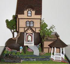 "1/4"" scale Shoe House"