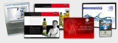 - Multimedia -  Dispromèdia también trabaja en el diseño y programación de animaciones flash, ya sea para formato web o en copia CD para entregar a sus clientes. Catálogos online, animaciones automáticas desde CD y DVD o en formato web.