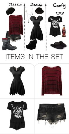 """the three stages"" by island-of-misfit-toys ❤ liked on Polyvore featuring art"