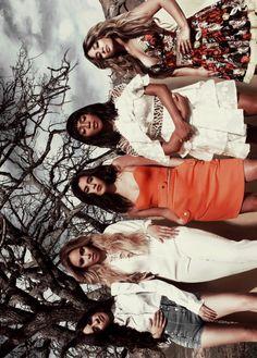 Fifth Harmony's 7/27 album photoshoot