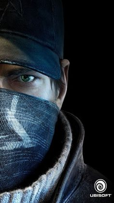 Watch Dogs Aiden Pearce http://theiphonewalls.com/watch-dogs-aiden-pearce/