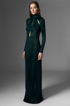 See all the Mugler, pre-autumn/winter 2015 collection photos here