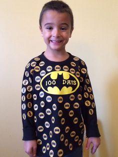 100th day of school tee shirt