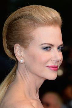 Nicole Kidman's Futuristic Ponytail