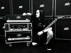 Deadsquad Stevie Item - Peavey 6505