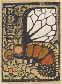 My Aloysius - lunar-danse: Walter Inglis Anderson Walter Anderson, I Love Bees, Insect Art, Bee Crafts, Bee Art, Save The Bees, Bee Happy, Bees Knees, Bee Keeping