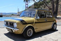 Bid for the chance to own a 1973 Mini Clubman 1275 GT at auction with Bring a Trailer, the home of the best vintage and classic cars online. Mini Clubman, Mini Coopers, Volkswagen Jetta, Fender Flares, Australian Models, Classic Cars Online, Classic Mini, Cheap Travel, Vacation Trips