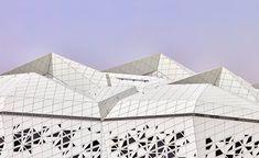 Zaha Hadid Architects' bold new energy reseach centre | Wallpaper*