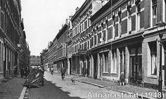 Adriananstraat 1948