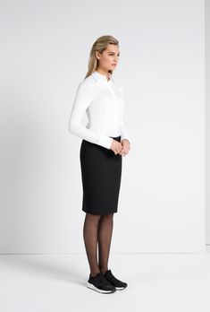 business outfit dames