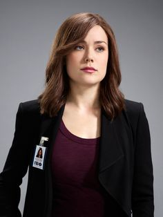 The Blacklist (TV show) Megan Boone as Elizabeth Keen