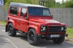 Defenders For Sale - Woodstock Car Sales - Used Cars in Oxfordshire
