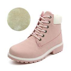 ab974a98 Hot New Autumn Early Winter Shoes Women Flat Heel Boots Fashion Keep warm  Women's Boots Brand Woman Ankle Botas Camouflage