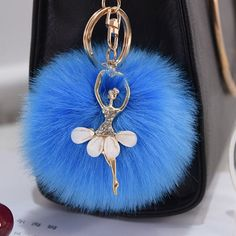 Stuffed Animals & Plush Special Section 1pc Kawaii Lovely Bear Pompom Ball Plush Keychain For Car Bag Home Hanging Decoration Best Birthday Gifts Good Taste