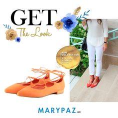 ¡ Viste como una blogger y demuestra tu lado más cool !  Compra ya tu manoletina favorita AHORA con nuestros SPECIAL PRICES ¡ Un precio muy especial que no podrás resistir !  Descubre las manoletinas atadas ¡Disponibles en 4 colores, elige la tuya ya!  #bloggers #getthelook #consigueellookMARYPAZ #comprasfelices #shoesobssession #obsesionadaconloszapatos #obsesion #tendencias #locaporlamoda #springsummer #primaveraverano #SS16 #BFF #bestfashonablefriends #newcollection  Compra esta…