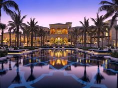 The award-winning One&Only The Palm is one of the most exclusive resorts in Dubai, UAE. Surrounded by tropical gardens and...