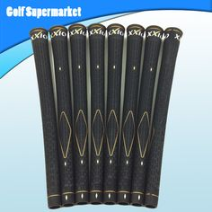 13 pieces/lot  Rubber xxio Golf Grip for Woods iron clubs sticks grips
