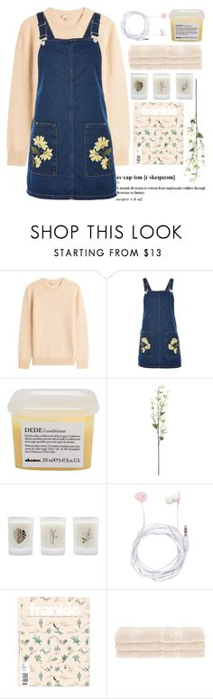 """""""What It's Like To Be Broken"""" by rredamancy ❤ liked on Polyvore featuring Michael Kors, Topshop, Davines, Elizabeth Scarlett, Forever New and Superior"""