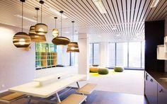 Decoración de la oficina Veritas | Blog de decoración e interiorismo