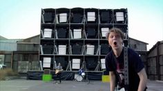 """Hollerado - """"Americanarama"""" (from the album """"Record In a Bag"""") // Directed by Greg Jardin"""