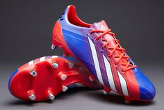 adidas adizero F50 XTRX SG Synthetic - Turbo/Purple/Wht