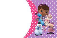 invitaciones doctora juguetes - Buscar con Google