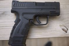 Springfield Xd Mod 2, Springfield Armory, Springfield Xd9 Subcompact, Cool Guns, Guns And Ammo, Shotgun, Firearms, Edc, Hand Guns