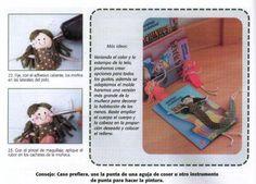Куколки - книжные закладки. Обсуждение на LiveInternet - Российский Сервис Онлайн-Дневников
