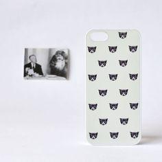 Sleepy Cat iPhone Case - Featured Goods   Uncovet