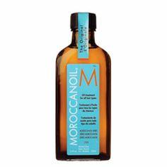 MOROCCANOIL Original Oil Treatment - 100ml by: MOROCCANOIL @Alison Lambiase Beauty