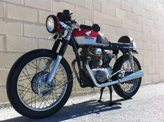 honda rebel 250 cafe racer - I'll probably be building one of these for my wife.