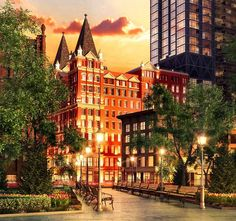 The Beekman New York Landmarks Lower Manhattan Vacation Packages Hotel