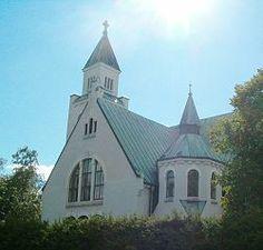 Joutseno Church is so beautiful