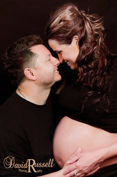 Maternity Photography in the Studio