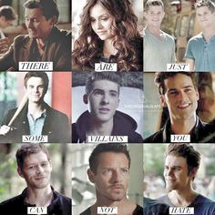 tvd, to and tw