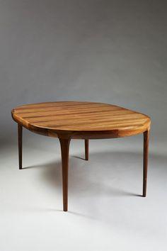 Dining table designed by Ib Kofoed Larsen, Denmark, 1960's