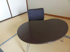ちゃぶ台と座椅子 by CookieM, via Flickr