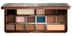 New! Too Faced Semi Sweet Chocolate Bar Palette for Spring 2015 #Hair-Beauty