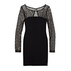 Halloween is coming up. Maybe you'll wear some kind of costume that involves a black dress. It isn't too early to start shopping for a New Year's Eve outfit, is it? Oh, what the heck, enough with the excuses. It's an LBD with sequins. Even thinking about it hanging in your closet will put a spring in your step.