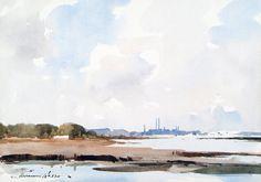 Edward Wesson / Thames Estuary