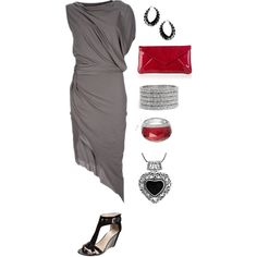Dinner:), created by polypopo on Polyvore
