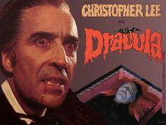Mein Lieblings-Dracula. Er hatte Ausstrahlung.  Christopher Lee  † (1922 - 2015)