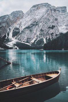 banshy:  Lago di Braies // Andrea Caprini
