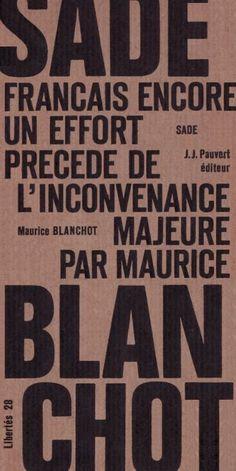 Pierre Faucheux | 1965