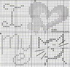 cross stitch free pattern cat