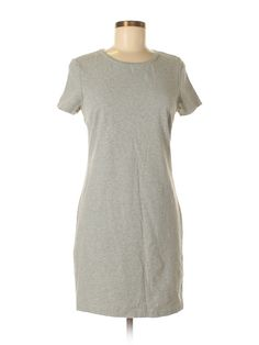 37157485ef7 Old Navy Casual Dress  Size 8.00 Gray Women s Dresses -  18.99