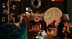Łączmy je z tradycyjnymi czerwieniami, drewnem czy rustykalnymi ozdobami.