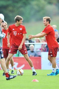 Götze and Müller