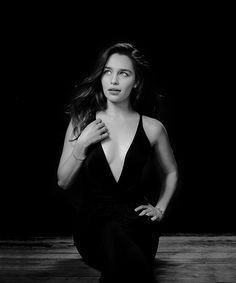 Emilia Clarke photographed by John Russo (2015)